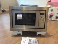 Bosch HMT84M651B Integrated Microwave