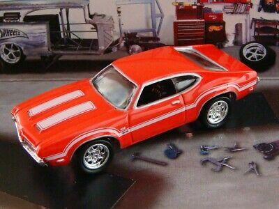 Hot Wheels 1970 70 Oldsmobile 442 W-30 1/64 Scale Limited Edition T