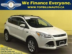 2013 Ford Escape SEL 4WD Navigation, Panoramic Roof