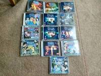 Dr who audio discs like new