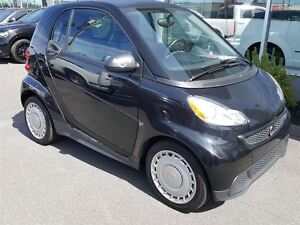 2013 smart fortwo Pure==INSPECTION COMPLETE