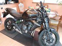 Kawasaki ER6N like new worth a l@@k!!