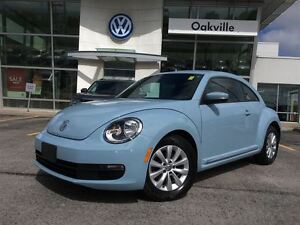 2013 Volkswagen Beetle Coupe COMFORTLINE DENIM BLUE