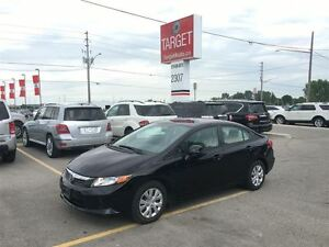 2012 Honda Civic LX 4 Cylinder Great on Gas!!!!!!