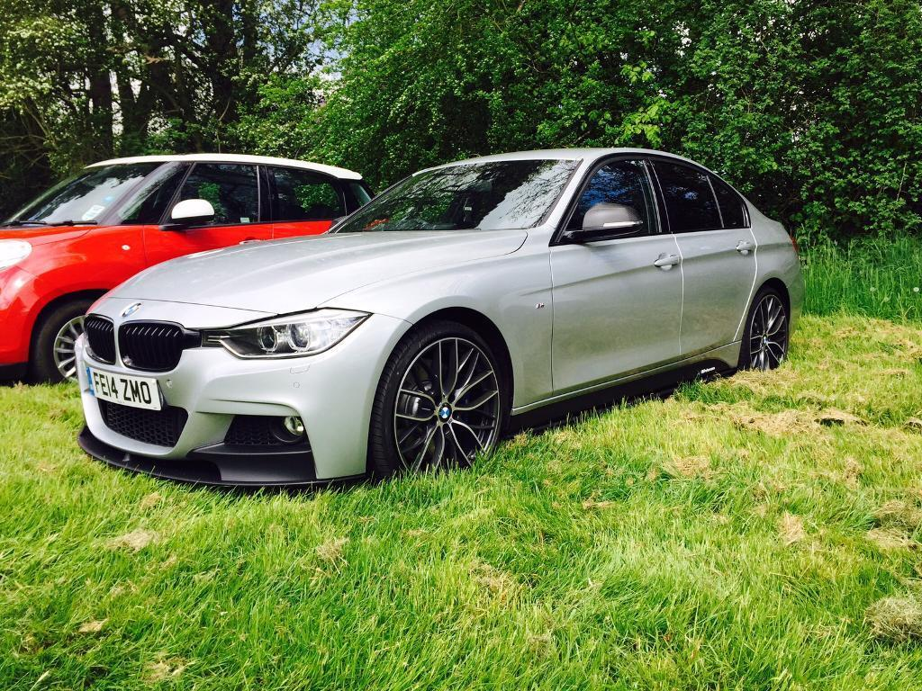 Bmw 335d Xdrive M Sport With M Performance Kit In Rugby