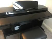 Roland Piano - Gloss Black