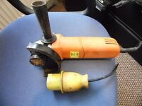 110 Volt Angle Grinder 115 mm disc