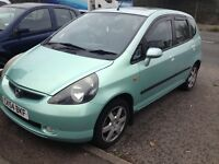 54 plate Honda Jazz for sale £1250