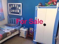 Kidsaw Boys Bedroom Furniture Set