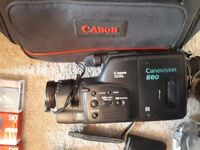 Camcorders 8mm