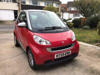 Smart fortwo 1.0 MHD Passion 2dr
