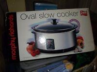 Morphy Richards Slow Cooker 6.5 litre