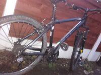mountain bike cube £145ono