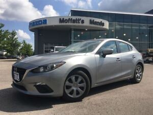2014 Mazda MAZDA3 SPORT GX BLUETOOTH, A/C, PUSH BUTTON START