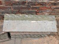 Victorian garden or pathway edging bricks