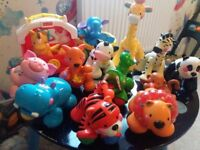 Fisher Price rare amazing animals, collectable set
