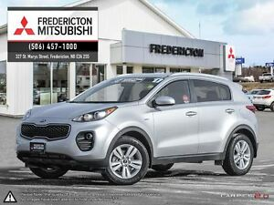 2017 Kia Sportage LX! AWD! HEATED SEATS! BACKUP CAM!