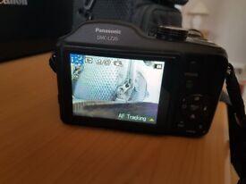 Panasonic Lumix DMC-LZ20 Digital Camera with SD card and case