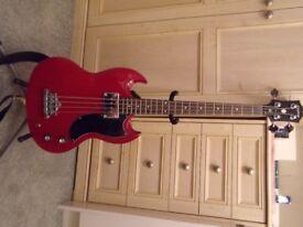 Epiphone EB 0 Bass Guitar