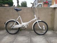 Universal singlespeed folding bike