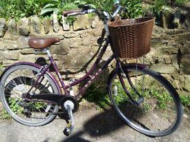 Purple Dawes Duchess Bicycle