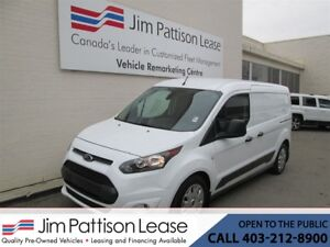 2015 Ford Transit Connect 1.6L ECO-Boost Insulated Cargo Van