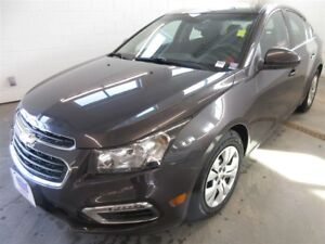 2015 Chevrolet Cruze LT- BACK-UP CAM! ONLY 66K! BLUETOOTH!