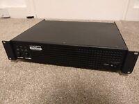 KAM KXR1000 Power Amplifier - 1000 watt stereo amp