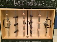 Brand new table football set
