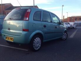 ++++BREAKING++++2005 VAUXHALL MERIVA 1.6 PETROL AUTOMATIC , ENGINE,GEARBOX,AIRBAG,FRONT,REAR ETC...