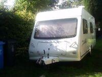 Elddis Explore 546 Touring caravan