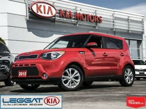 2015 Kia Soul EX - Alloys, Heated Seat, Bluetooth, ECO