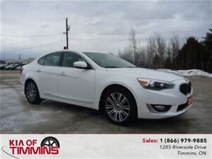 2014 Kia Cadenza Leather Navigation Heated Seats Rear Camera
