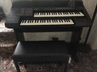 Yamaha Electone Organ HS-6