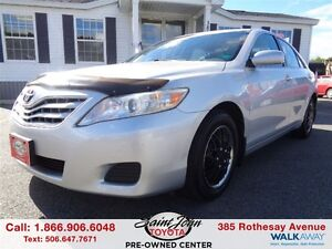 2010 Toyota Camry LE $110.73 BI WEEKLY!!!
