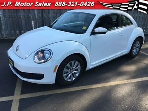 2012 Volkswagen Beetle Comfortline, Automatic, Heated Seats