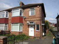 3 Bedroom Upper Floor Flat, Severus Road, Fenham, NE4 9NN