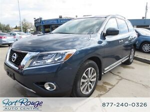 2014 Nissan Pathfinder SL 4x4 - NAV/LEATHER