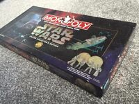 Star Wars Limited Collectors Edition Monopoly