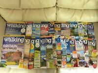 Country walking magazine 25 issues