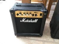 Marshall MG10CD practice amp