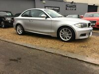 2007 57 BMW 123D M-SPORT .... HALF LEATHER ....... P/X WELCOME