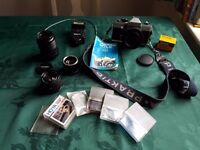 Vintage Praktica MTL5 Camera