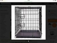 Large Puppy or Dog cage