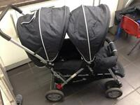 Safety First Double push chair good condition