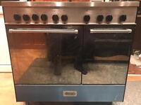 Delonghi 5 hob gas cooker