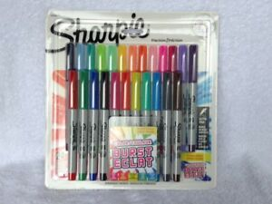 "Sharpie ""Color Burst"" Precision Ultra Fine Markers (pack of 24)"