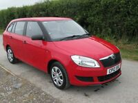 Skoda Fabia, 5yrs old, one lady owner from new, full service history, superb condition