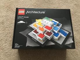Lego 21037 Lego House Billund