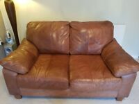 WANTED TWO LEATHER SOFAS
